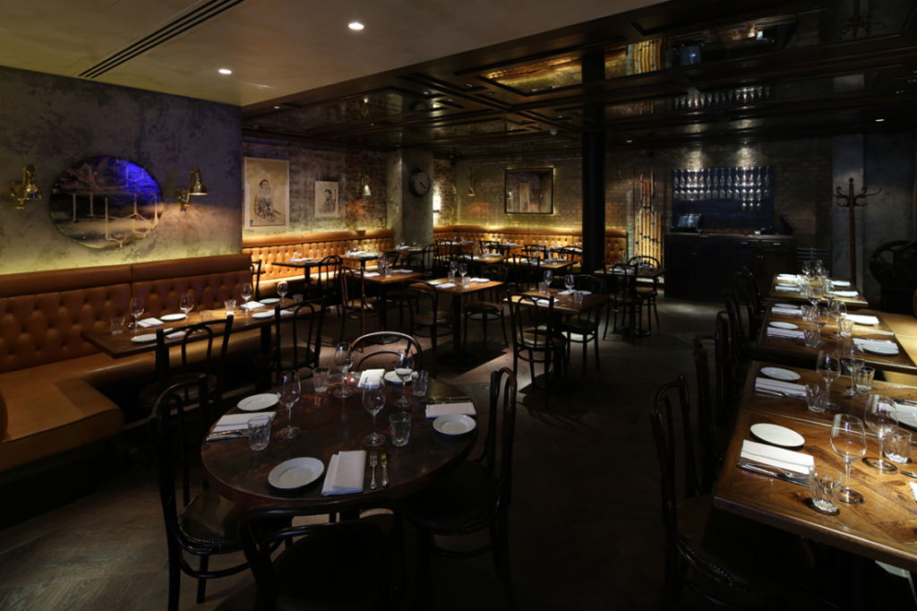 Social Eating House interior