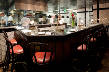 Private Dining at the Chefs Counter at Social Eating House